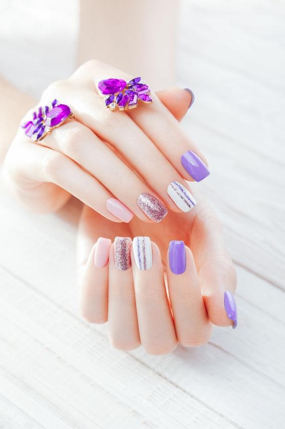 Novinka! Nové odstíny pastelových UV gelů skladem