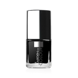 X-NAILS lak na nehty Color Line, 9 ml - BLACK JACK, matný -37