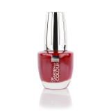 X-NAILS lak na nehty Color Line, 15 ml -  MAGENTA, lesklý - 17