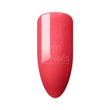 X-NAILS One step gel lak 5 ml - GLITTER CORAL