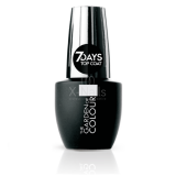 X-NAILS Vrchní zakončovací lak  7 Days Top Coat, 15 ml