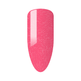 X-NAILS barevný neonový UV gel Neon Line, 5 ml - NEON BABY PINK