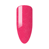 X-NAILS barevný neonový UV gel Neon Line, 5 ml - NEON CANDY PINK