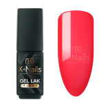 X-NAILS gel lak Flexi Line 4,5 ml - IDEAL RED