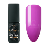 X-NAILS gel lak Flexi Line 4,5 ml - LAVENDER WHISPER