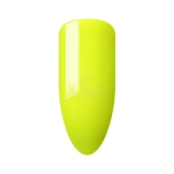 X-NAILS Gel lak Color Line, 15 ml – NEON YELLOW