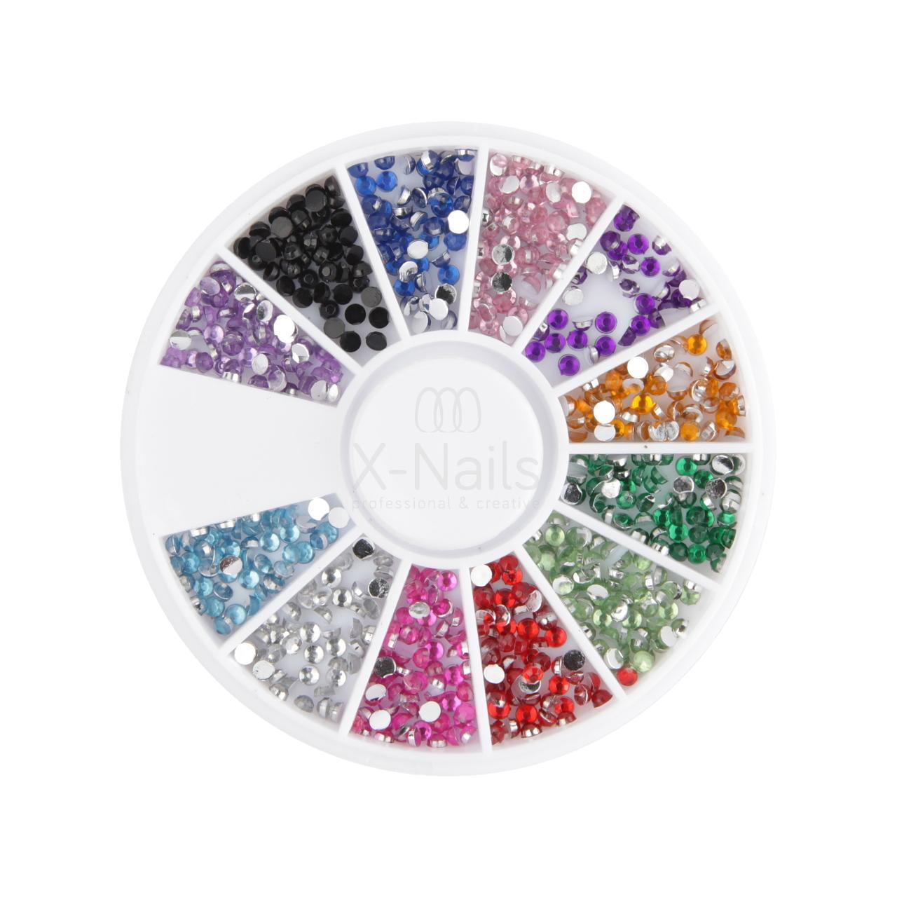 65de04280 Nail Art - zdobení na nehty | Karusele s ozdobami | X-NAILS Zdobící ...