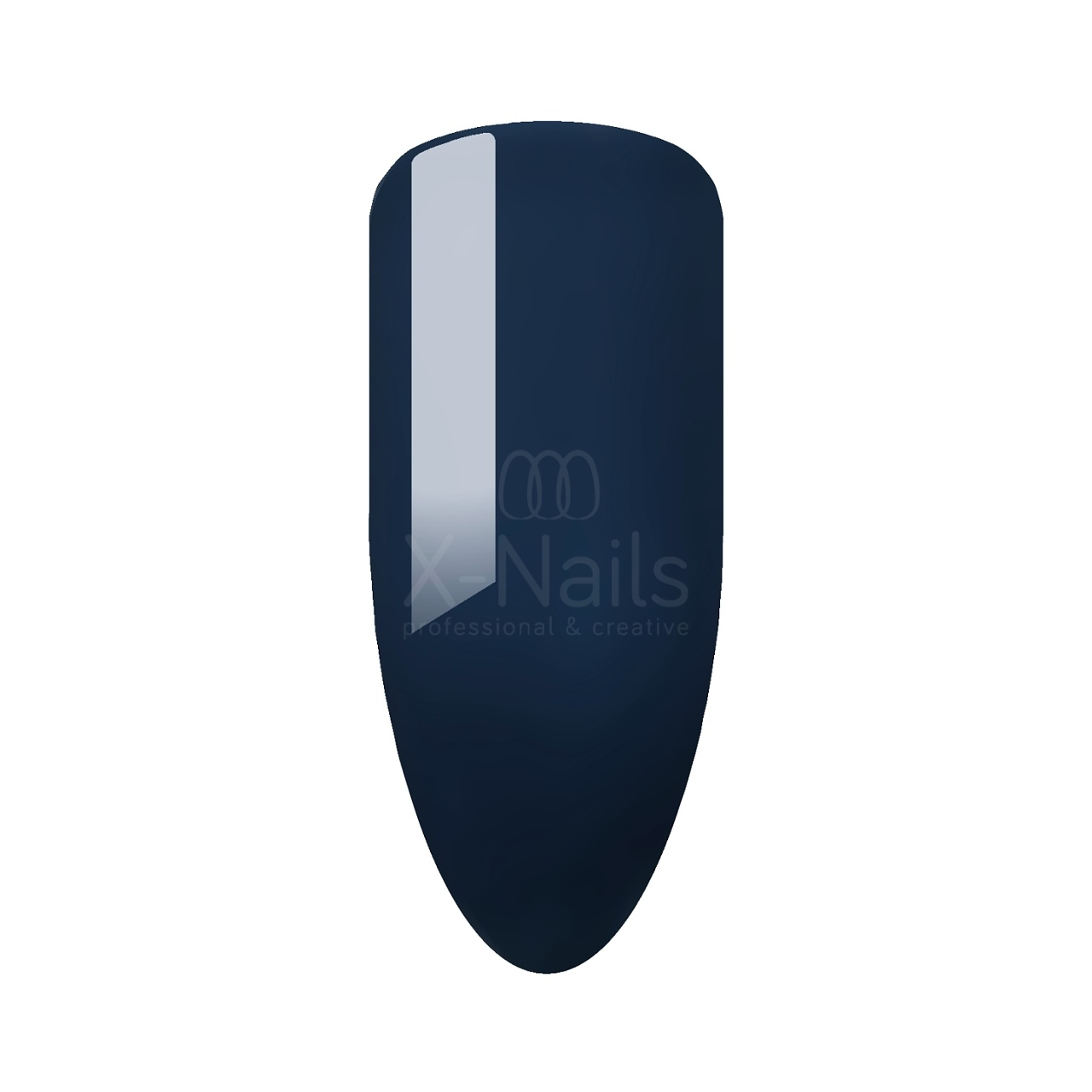 X-NAILS gel lak Amazing Line, 5 ml - TRANQUIL BLUE