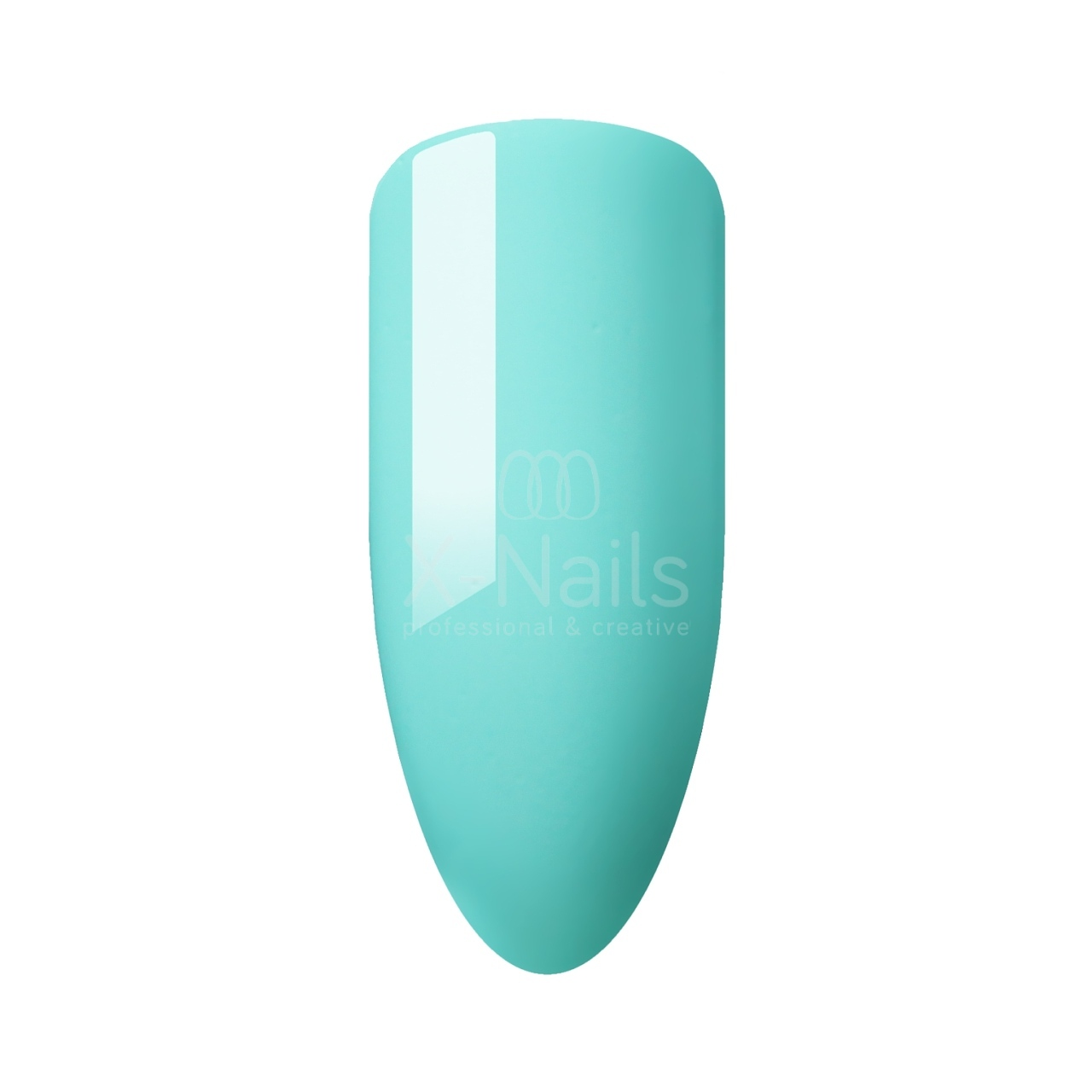 X-NAILS gel lak Amazing Line, 5 ml - TIFFANY BLUE