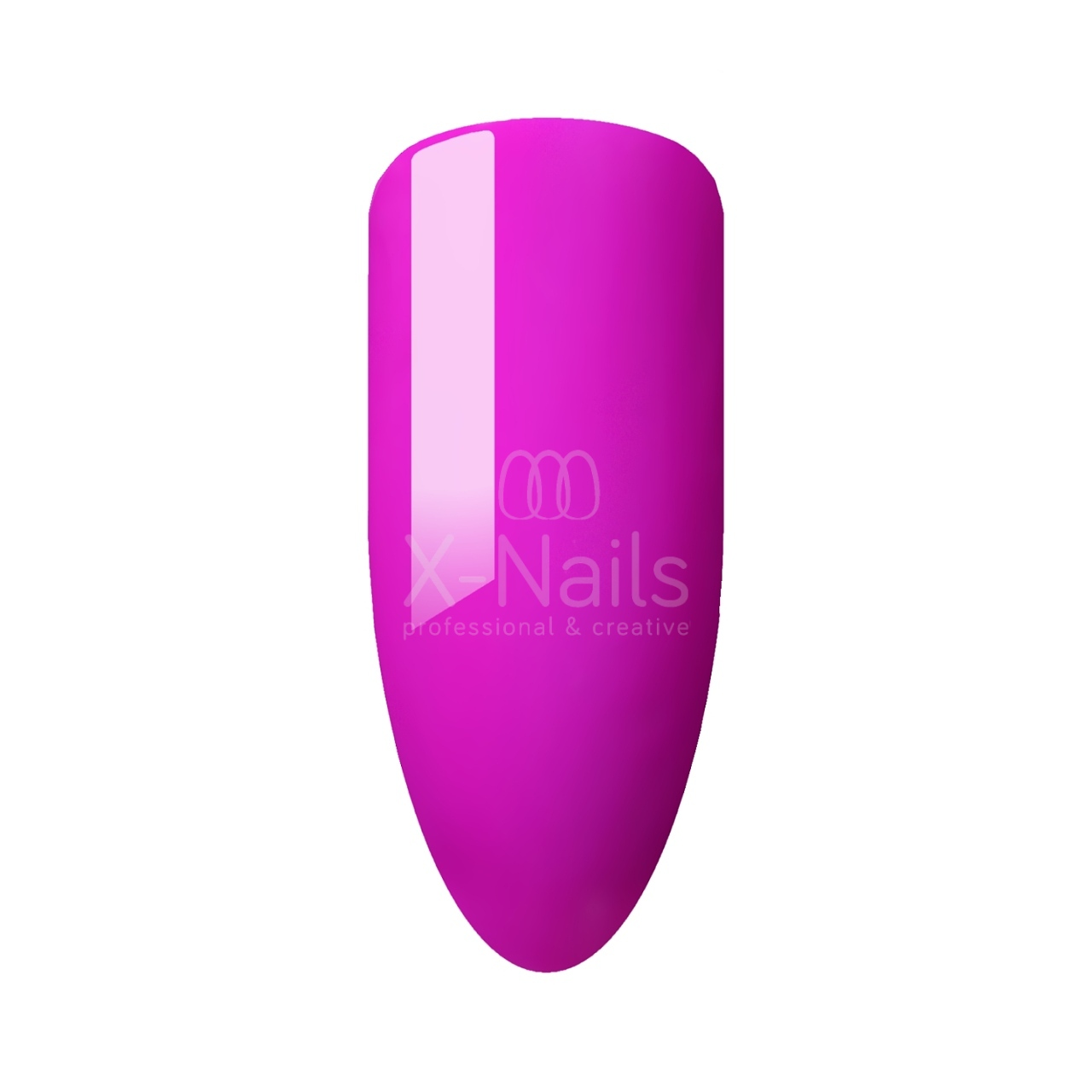 X-NAILS gel lak Amazing Line, 5 ml - MAGICAL VIOLET