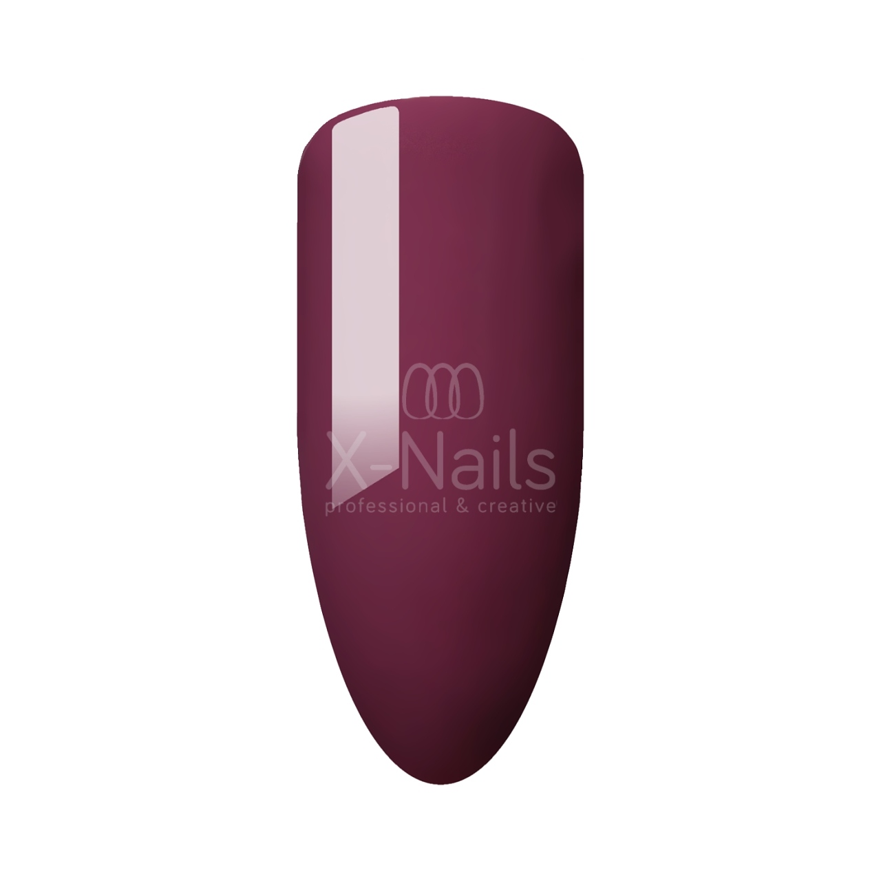 X-NAILS gel lak Amazing Line, 5 ml - MULBERRY