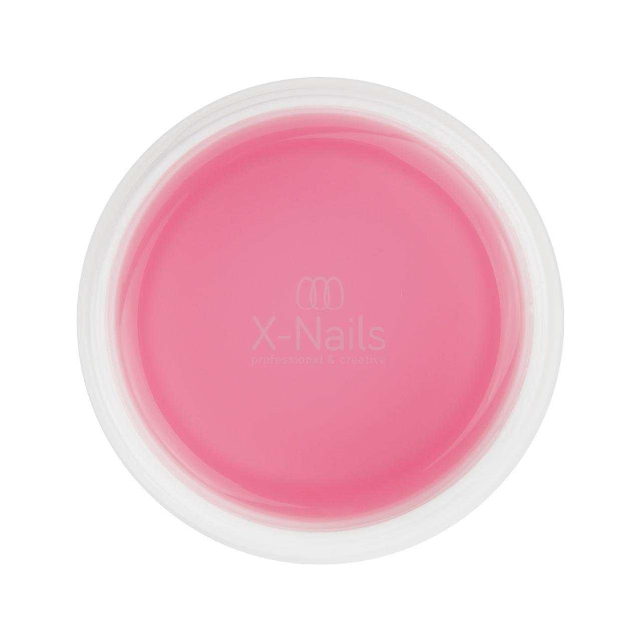 X-NAILS UV Classic Line AKRYGEL, 50 ml - PINK CLEAR