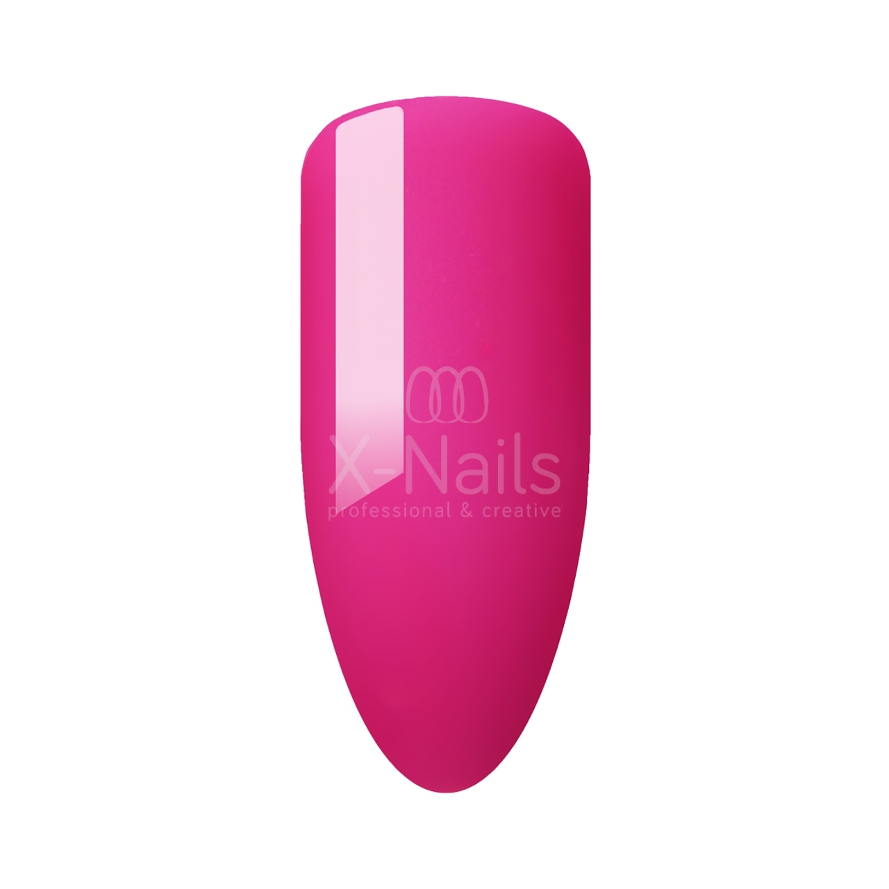 X-NAILS Gel lak Color Line, 15 ml – BARBIE