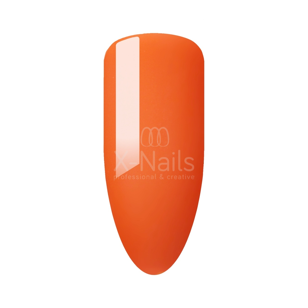 X-NAILS Gel lak Color Line, 15 ml – APRICOT