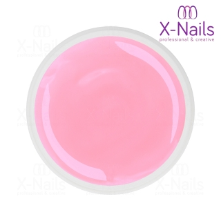 X-NAILS UV Classic Line Akrygel, 50 ml - ACRYGEL COVER PINK