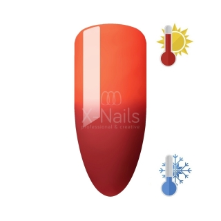 X-NAILS thermo gel lak Amazing Line 5 ml - COFFEE & BROWNIE