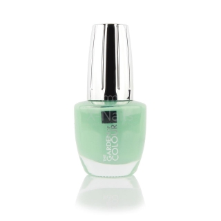 X-NAILS lak na nehty Color Line, 15 ml - DARK MINT - 74