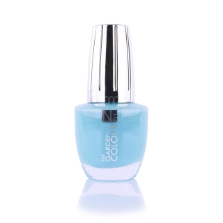 X-NAILS lak na nehty Color Line, 15 ml - LIGHT BLUE, lesklý - 145