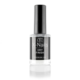 X-NAILS vysoušeč laku na nehty 11 ml - DRY FINISH
