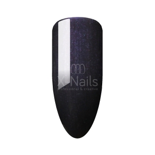 X-NAILS One step gel lak 5 ml - METALLIC SANGRIA