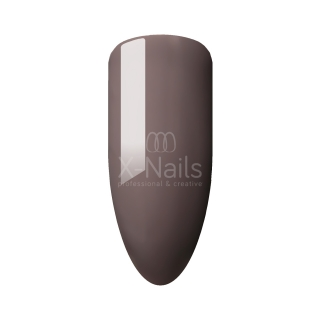 X-NAILS One step gel lak 5 ml -  CLOUDY GREY