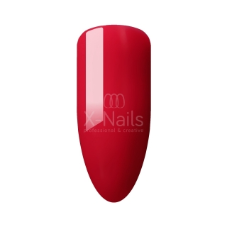 X-NAILS One step gel lak 5 ml - RUBY PINK RED