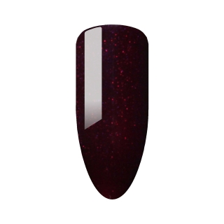 X-NAILS gel lak Amazing Line, 5 ml - METALLIC RAISIN