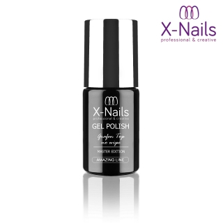 X-NAILS zakončovací UV/LED gel, 5ml -  PRO TOP NO WIPE