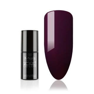 Bezvýpotkový no wipe gel lak Smart Line, 5ml - ROYAL RUBY