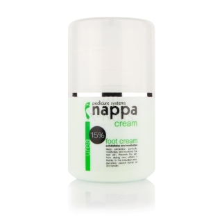 X-NAILS Krém na nohy NAPPA, 250 ml - 15% UREA