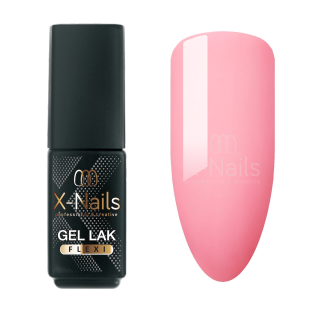X-NAILS gel lak Flexi Line 4,5 ml - COTTON BABY PINK