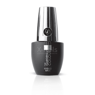 X-NAILS Podkladový lak Color Line, 15 ml - BASE COAT