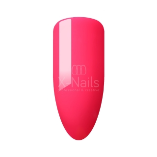 X-NAILS Gel lak Color Line, 15 ml – NEON PINK