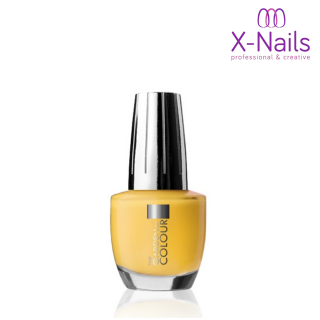 X-NAILS lak na nehty, 15 ml - GELOOK Line 132 -PASTEL SUNFLOWER