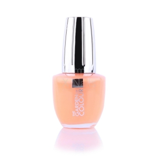 X-NAILS lak na nehty Color Line, 15 ml - SWEET APRICOT, lesklý - 146